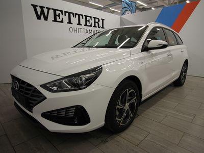 käytetty Hyundai i30 Wagon 1,0 T-GDI 120 hv 48V hybrid 7-DCT Comfort 0,9%