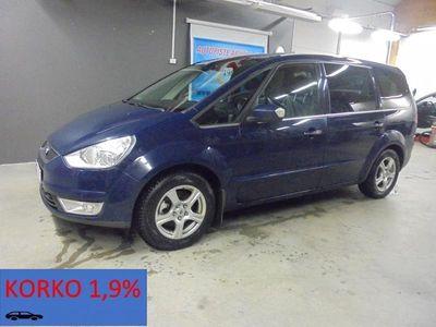 käytetty Ford Galaxy 2,0 TDCi 140 Ghia Business 7 - hengen Korko 1,9%