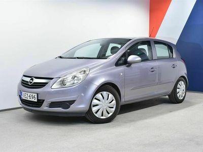 käytetty Opel Corsa 5-ov Enjoy 1,2 Twinport 59kW/80hv M5 JUURI KATSASTETTU