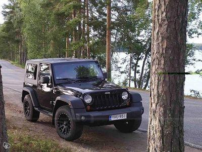käytetty Jeep Wrangler