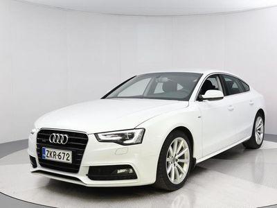 käytetty Audi A5 Sportback Land of quattro Edition 2,0 TDI clean diesel 140 kW quattro S tronic Navigointi