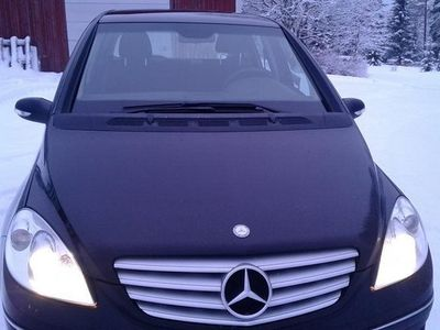 käytetty Mercedes B170 5d A Tila-auto
