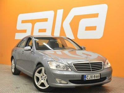 käytetty Mercedes S320 SCDI Sedan (AA) 4ov 2987cm3 A Tulossa Saka Nummelaan /