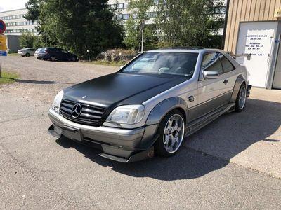 käytetty Mercedes CL600 A Brabus Tuning, TÄLLÄISTÄ EI TOISTA OLE ! KÄSIRAHA ALKAEN 0€
