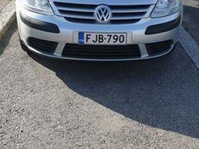 käytetty VW Golf Plus (automaatti)
