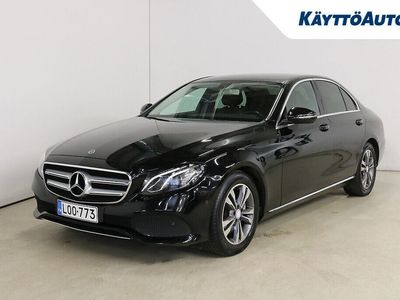 käytetty Mercedes E220 4Matic A Edition One Business