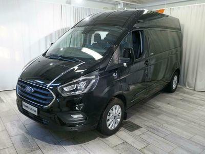 käytetty Ford Custom TRANSIT340 2,0TDCi 170 A Limited Van N1 L2H2 ( BUSSI, HETI AJOON! TAKSIVARUSTELTU! UPEA!