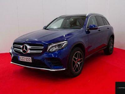 käytetty Mercedes GLC350 Business premium AMG aut**PANORAAMA**NAHAT**NAVI**HUIPPUHIENO GLC**