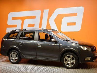 käytetty Dacia Logan MCV Stepway TCe 90 Easy-R ** 1-Omistaja / Suomi-auto / Navi / Vakkari / Bluetooth **