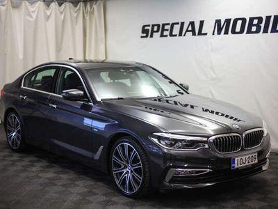 """käytetty BMW 530 530 G30 Sedan d A xDrive Luxury, B&W, Head-Up, Webasto, 20"""" Pyörät, Akt vakkari"""