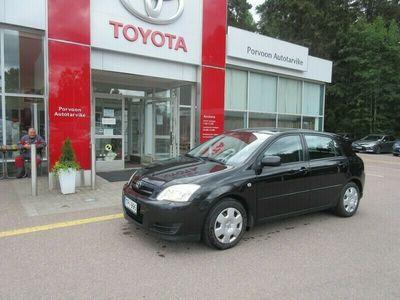käytetty Toyota Corolla 1,6 VVT-i Linea Terra 5ov Hatchback