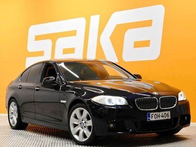 käytetty BMW 535 F10 Sedan M-Sport ** Prof. Navi / Soft close / Hifit / Kattoluukku **