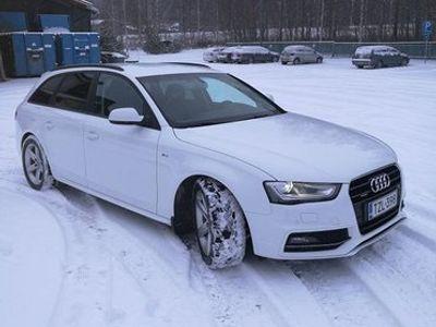used Audi A4 2.0TDI quattro