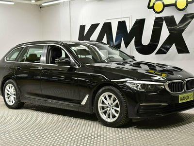 käytetty BMW 520 520 G31 Touring d A xDrive Business / Vetokoukku / Digimittaristo / Navi / HUD / Nahkasisusta /