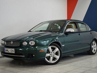 käytetty Jaguar X-type
