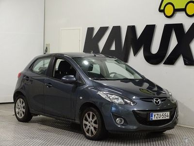 käytetty Mazda 2 1,3 Dynamic Business 5MT 5ov Z42