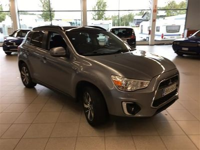 käytetty Mitsubishi ASX 1,8 DI-D Cleartec Instyle 4WD MT