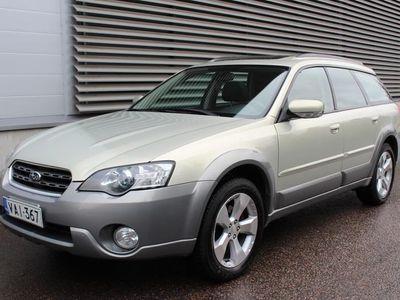 käytetty Subaru Outback Outback2,5i (FY) Autom. *korkotarjous 1,9%+kulut*