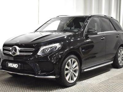 käytetty Mercedes GLE500 e 4Matic Plug-in-Hybrid ***Huippuvarusteet***