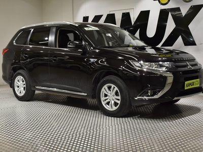 käytetty Mitsubishi Outlander P-HEV 2.0 Hybrid 4WD CVT 203hk