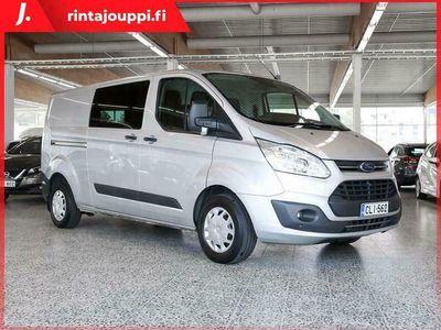 käytetty Ford Custom Transit310 2,0TDCi 130 hv M6 Trend Van N1 L2H1 FWD *** J. kotiintoimitus