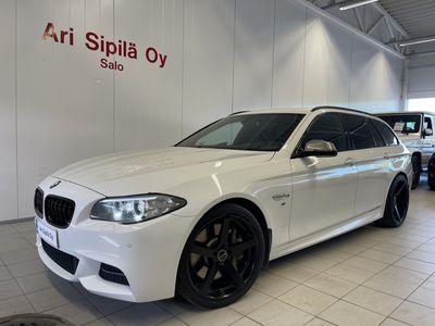 käytetty BMW M550 550 M 550d Xdrive HUIPPUVARUSTEILLA D M Sportpaket Navigation System Professional Bang&olufsen High End Surround Sound Y