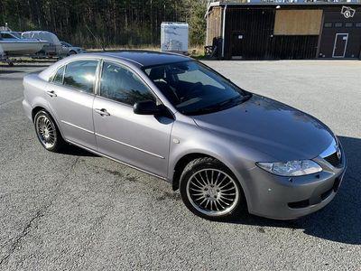 käytetty Mazda 6 2.0 Sport Elegance 5D