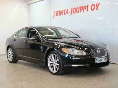 käytetty Jaguar XF 3,0 D S Luxury *** J. kotiintoimitus
