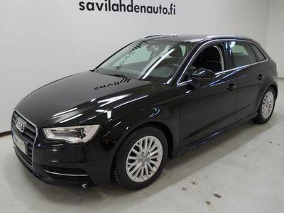 käytetty Audi A3 Sportback Business 1,6 TDI 81 ultra (16)