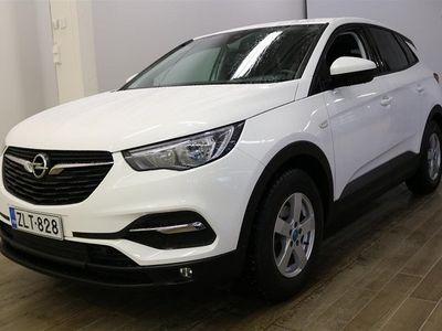 käytetty Opel Grandland X 1,2 Turbo Start/Stop 96 kW AT6 ** Kaukovaloavustin, Bluetooth, Tutkat ** **** Korko 0,5% + min. 1500