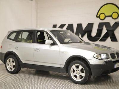käytetty BMW X3
