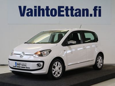 käytetty VW up! up! move1,0 44 kW (60 hv), MERKKIHUOLLETTU SUOMI-AUTO!