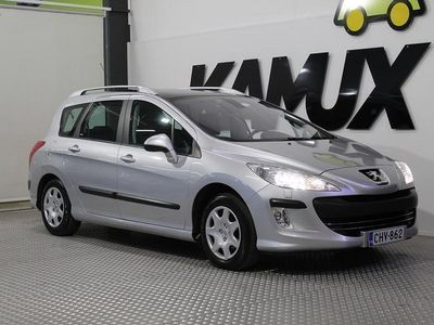 käytetty Peugeot 308 SW VTi 120 / LASIKATTO /