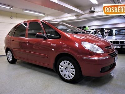käytetty Citroën Xsara Picasso 1.6i 16v 5d ***Rekisteröity pakettiautoksi***