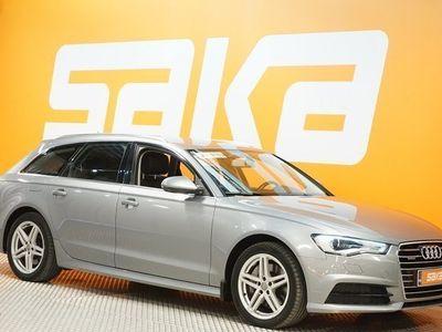 käytetty Audi A6 Avant Business Sport 3,0 V6 TDI 160 kW quattro S tronic ### NORMAL FRIDAY -hinta! ### ** Webasto / B