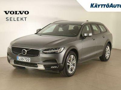käytetty Volvo V90 CC D5 AWD BUSINESS PRO AUT