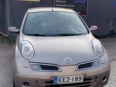 käytetty Nissan Micra 2009
