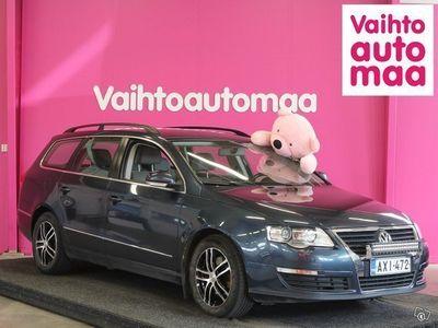 käytetty VW Passat Variant Comfortline 2,0 TDI PowerDiesel 125 kW *Xenon-valot* *Autom. Ilmastointi**Käsiraha 0e* *Jop