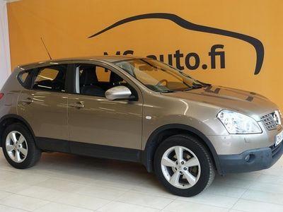 käytetty Nissan Qashqai 1,6L Acenta 2WD 5MT MY10