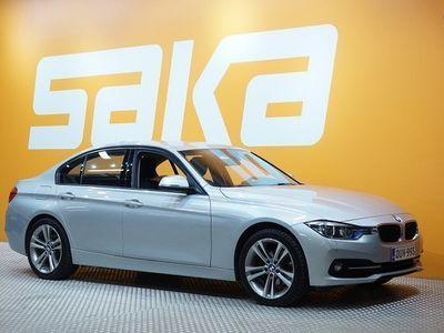 käytetty BMW 320 320 F30 Sedan d A xDrive Business Sport ** Suomi-auto / HUD / Kaistavahti / Comfort access **