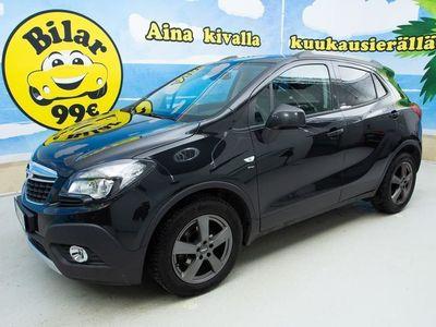 käytetty Opel Mokka 5-ov Drive 1,4 Turbo Start/Stop 4x4 103kW MT6 - *1-OMISTEINEN SUPERSIISTI SUOMIAUTO* - *LOMARAHAA 50