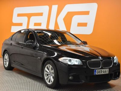 käytetty BMW 525 TwinPower Turbo A Limited xDrive M-SPORT