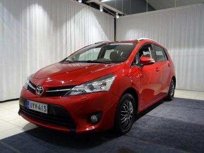 käytetty Toyota Verso 1,6 Valvematic Life 5p