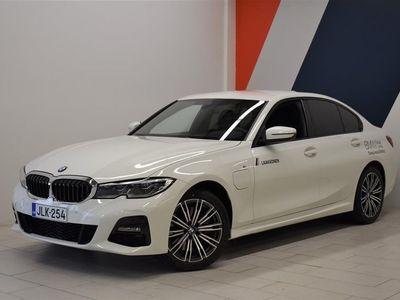 käytetty BMW 330e 330 G20 SedanA Charged Edition M Sport *Laserajovalot, HUD, Comfort access