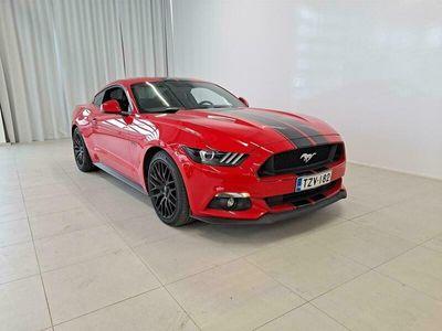 käytetty Ford Mustang GT USA 5,0 V8 418hv M6 Fastback #Suomi-auto #Juuri tullut!