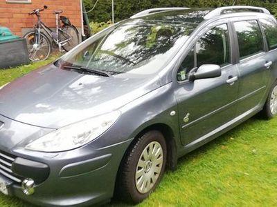 käytetty Peugeot 307 Farmari