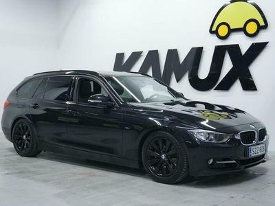 käytetty BMW 330 TwinPower Turbo A xDrive F31 Touring // Huippusiisti / Navi / Nahat / Lasikatto / HUD //