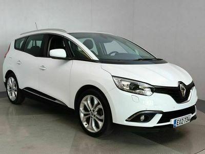 käytetty Renault Grand Scénic dCi 110 EDC7 Zen Edition / 7-Hengen / Navigointi / Parkkitutkat