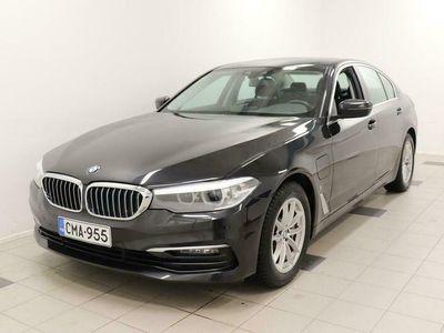 käytetty BMW 530 e 5-sarja G30 Sedan A Charged Edition