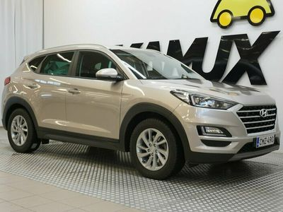 käytetty Hyundai Tucson 1,6 T-GDI 177 hv 7-DCT-aut Comfort WLTP / Suomi-auto / P-Kamera / Keyless / Koukku / AndroidAuto / K